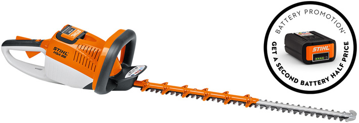 HSA 86 Hedge trimmer promotional set and tool only