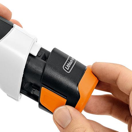 Ekstra batteri til HSA 25
