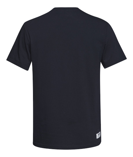 T-shirt GROW μαύρο