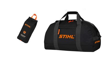 STIHL duffelbag, sammenfoldbar