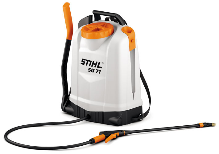 SG 71 - Backpack Sprayer for professional use