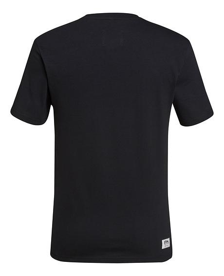 T-shirt ICON zwart