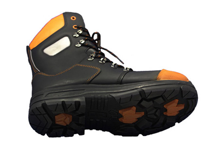 STC Leather Chain Saw Boot