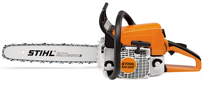 Cordless Light MS 250 - Powerful occasional use chainsaw, ideal for the ...