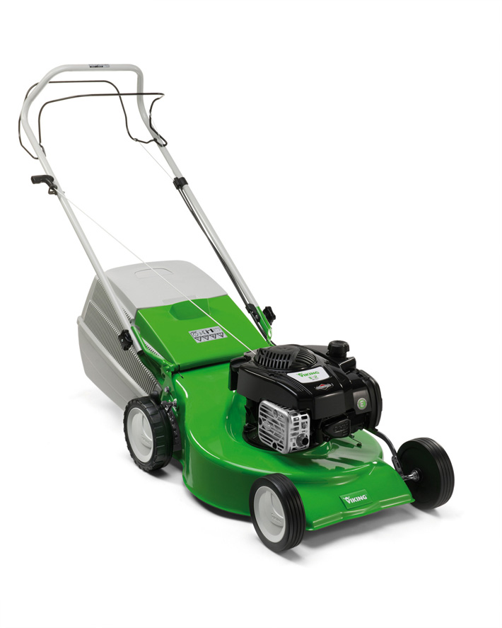 how to choose a petrol lawn mower