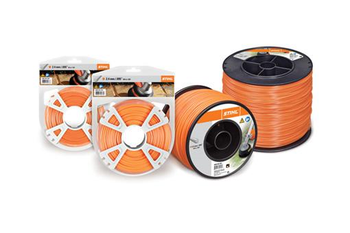 Pentagonal mowing line (rolls)