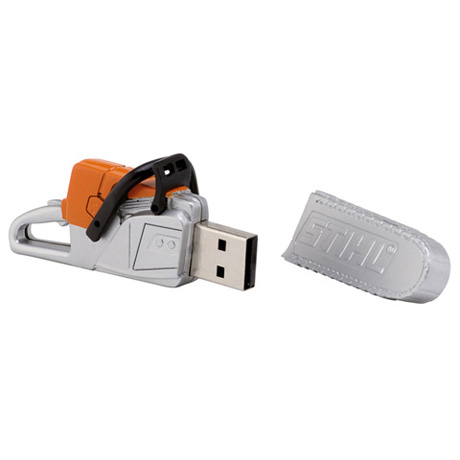 USB-minne motorsåg, 8 GB
