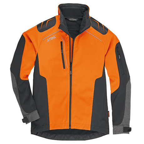 ADVANCE X-Shell Jacket - Orange