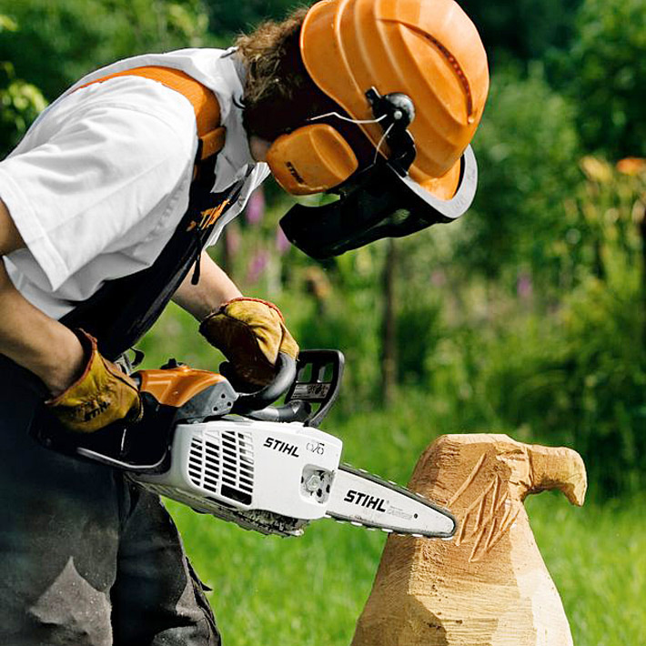 Ms c e carving chainsaw