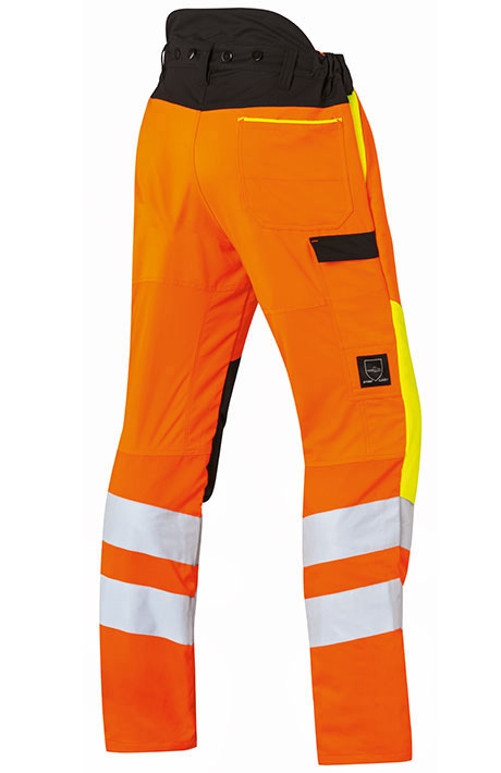 Pantalon de signalisation anti-coupures Protect MS