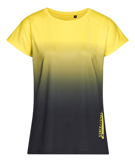 Gradient functional shirt
