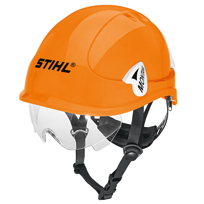 SPECIAL DYNAMIC LIGHT arborist helmet