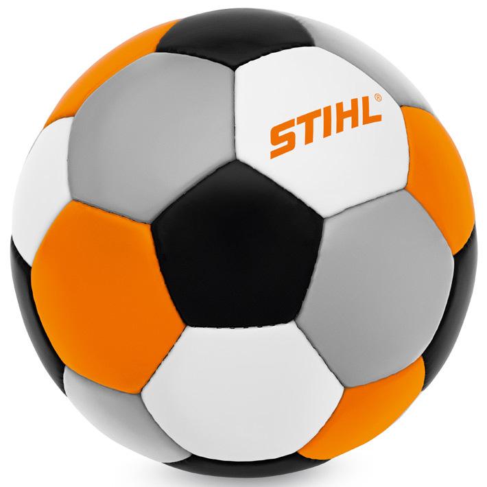 Футбольный мяч STIHL