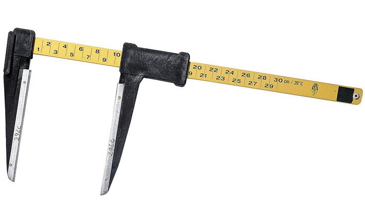 Kevytmetalli mittasakset