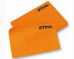 Блок клейкой бумаги для заметок