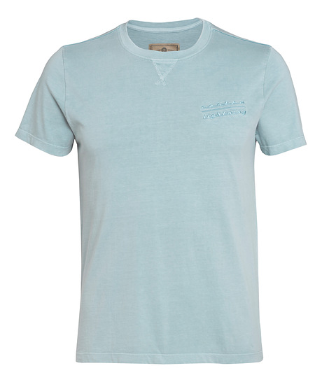 T-shirt CONTRA LIGHTNING lichtblauw