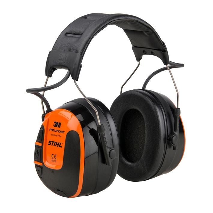 Protecteur d'oreilles WORKTUNES (Peltor)