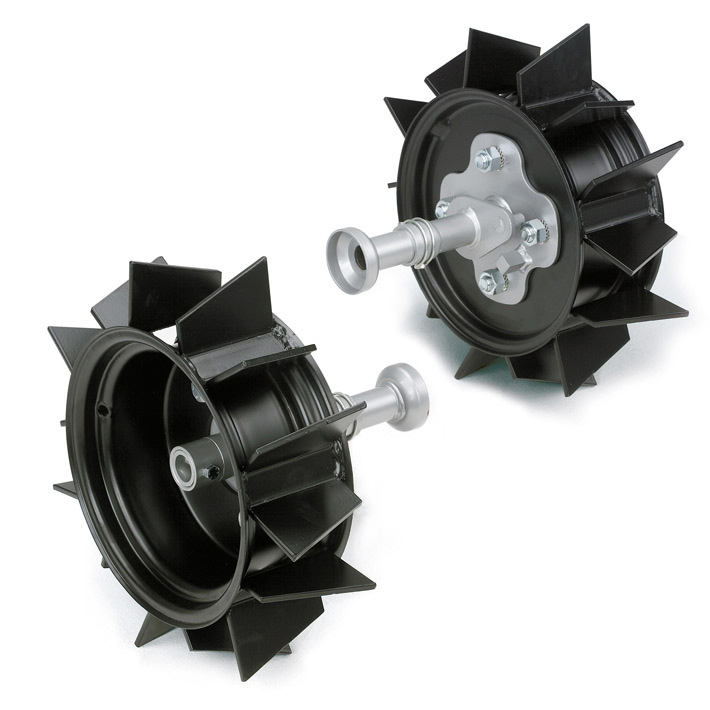 ARO 600, комплект металлических колес