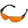 Προστατευτικά γυαλιά Light, πορτοκαλί