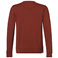 Sweatshirt rouge bordeaux