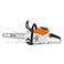 MSA 160 C-B Chainsaw promotional set and tool only