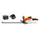 HSA 56 Hedge trimmer battery and charger sets