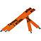 Bretelles, orange