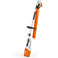 HLA 65 Long-reach hedge trimmer promotional set and tool only