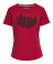 STIHL T-Shirt FIR FOREST Damen rot