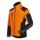 ADVANCE X-SHELL Jacket, Black / Orange