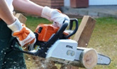 Corte da madeira
