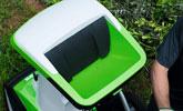 Раздробяване на зелени градински отпадъци