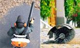 路面を効果的に掃除
