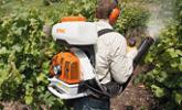 Péče o zemědělské plodiny, sady a vinice