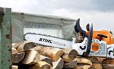 Przygotowanie drewna opałowego