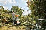 Mobile Verarbeitung mit starken Benzin-Garten-Häckslern