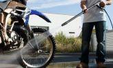 高圧洗浄で効率良くクリーンアップ