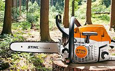 Моторен трион STIHL MS 241 C-M с M-Tronic