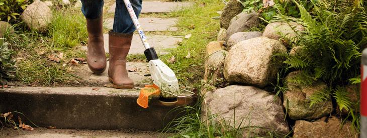 For Smaller Gardens