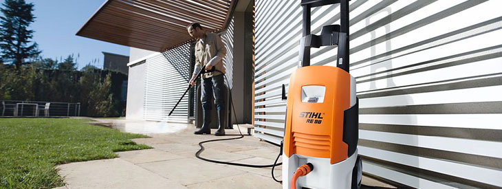 Pressure Washers and Wet and Dry Vacuum Cleaners
