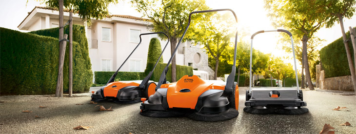 STIHL Sweepers