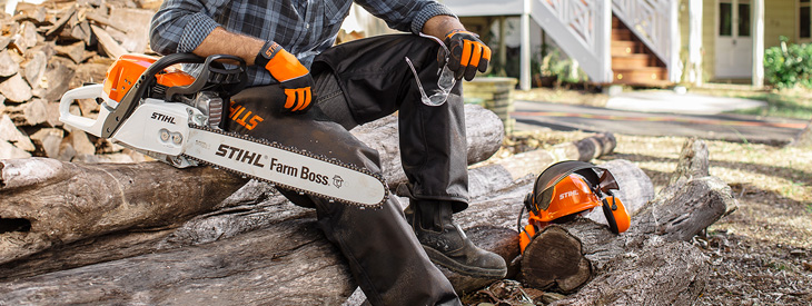 STIHL Personal Protective Equipment
