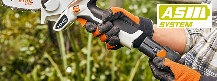Cordless power tools for garden challenges