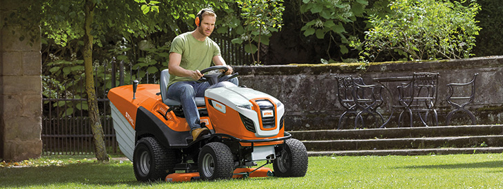 STIHL Ride-on Lawn Mowers