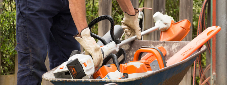 STIHL Battery Electric Power Systems