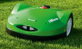 iMow robotic mowers