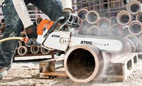 Tilbehør til betonsav