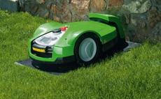 Роботы-газонокосилки