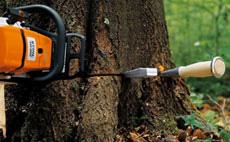 Narzędzia do pracy w lesie