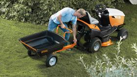 Traktory ogrodowe T5